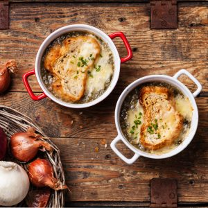 Soup of the Week: French Onion Soup